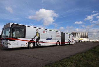 Met de fietsbus naar de Antwerpse haven #1