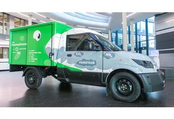 MILIEU – bestelwagen filtert stadslucht #1