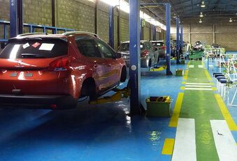 PSA opent fabriek in Namibië #1