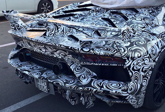 Lamborghini Aventador SVJ krijgt ALA-technologie #1