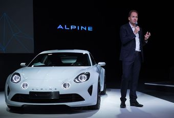 Le CEO d'Alpine part pour Jaguar-Land Rover #1