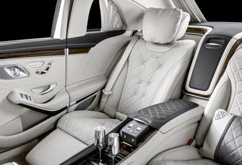 Mercedes-Maybach S 650 Pullman: nieuw front #1