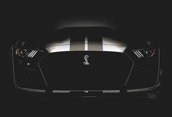Ford Mustang Shelby GT500 zal minstens 700 pk sterk zijn #1