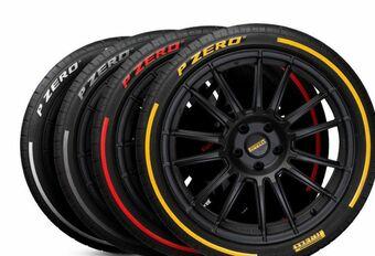 Ça roule pour Pirelli #1