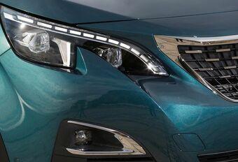 """Peugeot """"denkt ernstig na"""" over een 6008 #1"""