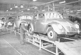 D'Ieteren viert 70 jaar Volkswagen-invoer #1