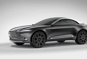 Varekai : nom du SUV d'Aston Martin ? #1