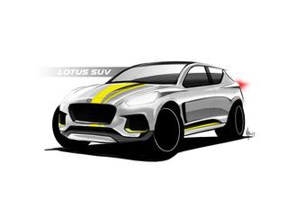 Lotus SUV krijgt chassis en motoren van Volvo #1