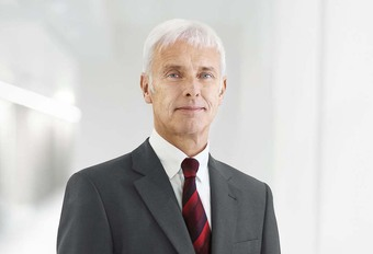Volkswagen-CEO Müller krijgt meer dan 10 miljoen euro #1