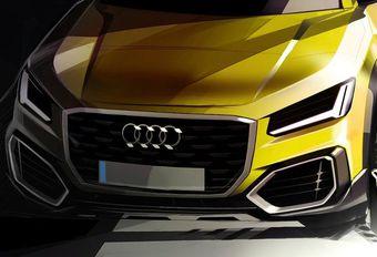 Audi Q1 : le gamin de la famille dès 2021  #1