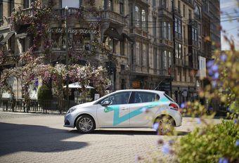 ZipCar in Brussel: het is gedaan #1
