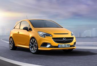 Nieuwe Opel Corsa GSi is een OPC-light #1