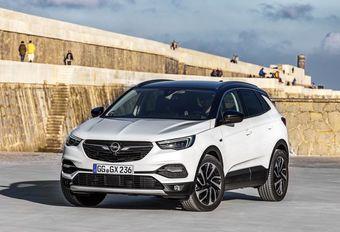 Opel : un puissant Diesel pour le Grandland X  #1