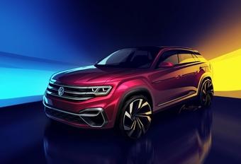 NYIAS – Volkswagen Atlas: coupéversie met 5 plaatsen in New York #1