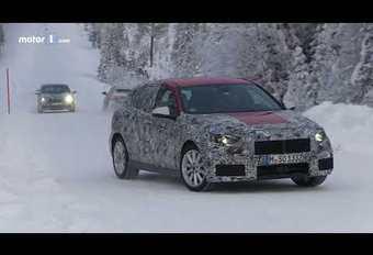 Ook de volgende BMW 1-Reeks kan driften #1