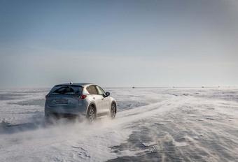 Mazda Epic Drive 2018 : en CX-5 sur le Lac Baïkal #1