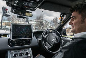Jaguar Land Rover onderzoekt autonoom parkeren #1