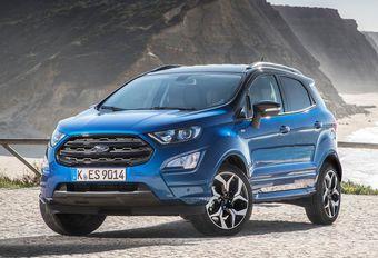Ford et Mahindra vont produire un SUV pour l'Inde  #1
