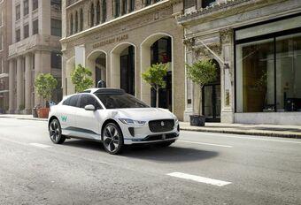 Jaguar levert 20.000 I-Paces aan Waymo #1
