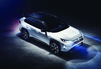 Toyota RAV4 : Plus hybride que jamais ! #1