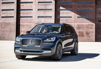 NYIAS 2018 : Lincoln Aviator, le retour !   #1