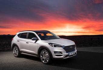 Hyundai houdt Tucson aantrekkelijk met update #1