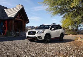NYIAS 2018 – Subaru Forester : nouvelle génération #1