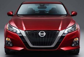 NYIAS 2018 – Nissan Altima vernieuwt, zonder V6 #1