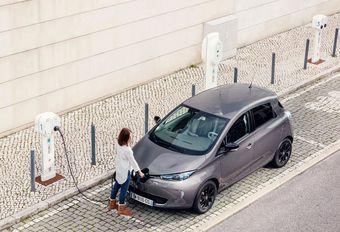 Batterie de la Renault Zoe disponible à l'achat #1