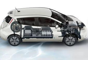 Nissan biedt opgefriste tweedehandsbatterijen aan #1