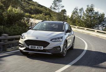 Ford Focus Active zoekt het hogerop #1