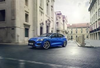 Ford Focus 4 : Duurdere look & feel #1