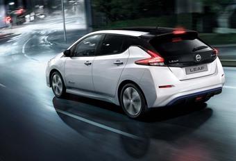 Nissan Leaf : elle n'accepte pas les charges rapides répétées #1