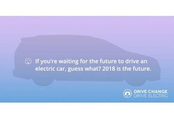 Amerikaanse staten en constructeurs helpen samen de elektrische auto #1