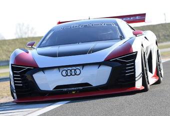 Audi e-tron Vision Gran Turismo : de la PS4 au circuit #1