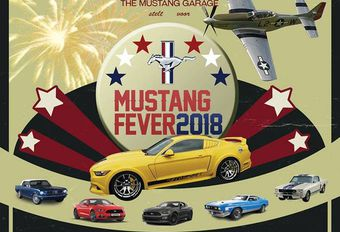 Mustang Fever dit weekend in Zolder #1