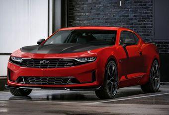 Chevrolet Camaro : le millésime 2019 présenté en avant-première !  #1