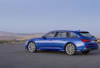 Na de vierdeurs volgt de Audi A6 Avant #1