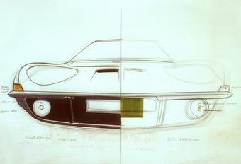 Opel GT is 50 jaar jong #1