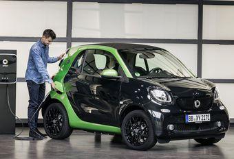 Smart: vanaf 2020 enkel nog elektrische auto's #1