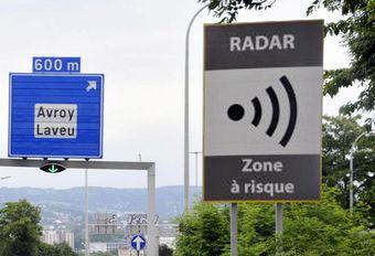 Radars : à Liège les boîtiers sont vides #1