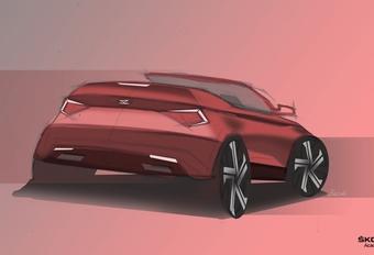 Škoda Karoq Cabriolet: creatie van studenten #1
