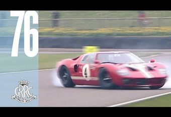 Goodwood, een festival vol inhaalmanoeuvres en drifts #1