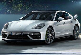 Porsche : 60% de Panamera hybrides en Europe #1