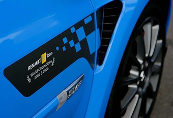 Future Renault Clio RS : un 1.8 de 225 ch #1