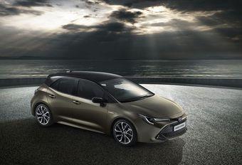 Toyota : une Auris GR dans les cartons ?  #1