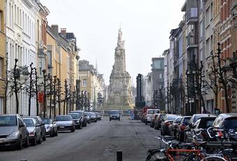 La voiture perd de la vitesse en Flandre #1