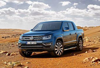 Volkswagen Amarok : un V6 TDI plus puissant #1