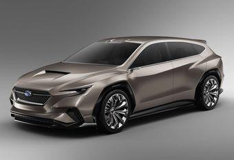 Subaru plug-in hybride heet Evoltis? #1