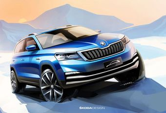 Skoda: compacte SUV voor China #1